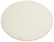 "Cover Plate-7 5/8"" Arctic White"