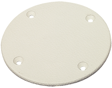"Cover Plate-4 1/8"" Arctic White"