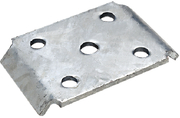 Heavy-Duty Axle U-Bolt Plate