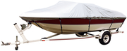 Boat Cover, Sterling Series V-Hull Runabouts & Low Profile Cuddy Cabins w/Rails