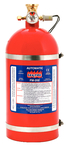 275 cu. ft. FM-200 Automatic Discharge Fire Extinguisher