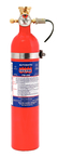 125 cu. ft. FM-200 Automatic Discharge Fire Extinguisher