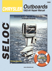 Seloc Marine Tune-Up Manuals, Chrysler Outboards 1962-84 3.5-150 Hp