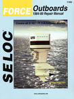 Seloc Marine Tune-Up Manuals, Force Outboards Man. 1984-99