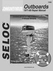 Seloc Marine Tune-Up Manuals, Johnson/Evinrude Outboards 1&2 Cyl 1971-1989
