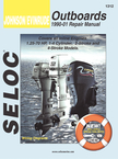 Seloc Marine Tune-Up Manuals, Johnson/Evinrude Outboards All Inline Eng 96-01