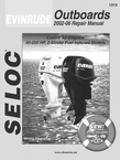 Seloc Marine Tune-Up Manuals, Evinrude Outboards All Engines