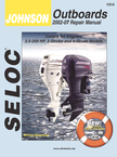 Seloc Marine Tune-Up Manuals, Johnson Outboards All Engines 02-06