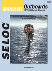 Seloc Marine Tune-Up Manuals, Mariner Outboards Vol I 77-89 1&2Cy