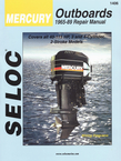 Seloc Marine Tune-Up Manuals, MercuryOutboards Vol II 65-89 3&4 Cyl