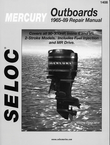 Seloc Marine Tune-Up Manuals, Mercury Outboard 6 Cyl 1965-89