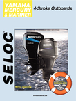 Seloc Marine Tune-Up Manuals, Mercury Outboards 4-Stroke 2005-11