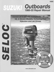 Seloc Marine Tune-Up Manuals, Suzuki 2 Stroke Outboards 1988-2003