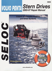 Seloc Marine Tune-Up Manuals, Volvo Manual 2003-2007