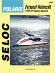 Seloc Marine Tune-Up Manuals, Polaris PWC 1992-97