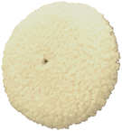 "6-1/2"" Buff Magic Wool Pad, 2/Bag"