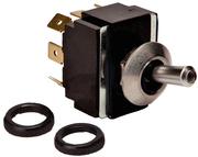 Universal Tip Lit Illuminated Toggle Switch