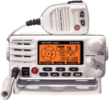 Fixed Mount VHF Radio w/AIS & Class-D DSC, White
