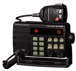 30 Watt, Dual Zone Loud Hailer/Intercom System, Black