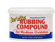 Paste Medium Oxidation Rubbing Compound, 14 oz.