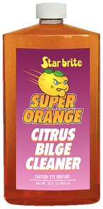 Super Orange Bilge Cleaner