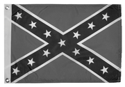 Confederate Ensign - Dyed