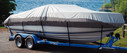 Eclipse Universal Fit Trailerable Cover, 17'-19' V-Hull Runabout Bow Rider
