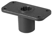 Flush Mount Rod Holder