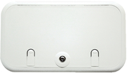 "Designer Series™ Access Hatches - Locking, 12 7/8"" x 23 3/4"" White"