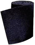 "Bunk Carpet Black 11"" x12'"
