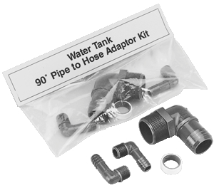 Water Tank 90 Degree Adaptor Kit
