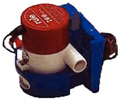 360 Gph E-Z Mount Pump And