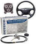 14' Rotech™ Rotary Steering System W/Wheel