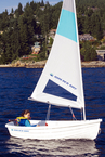 Performance Sail Kit for 8' Boat