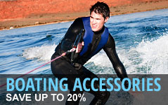 Boating Accessories - 20% Off