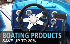 Boating Products - 20% Off