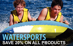 Watersports - 20% Off